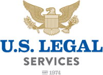 US Legal Services Logo