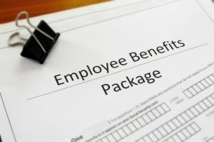 Employee benefit Package paperwork