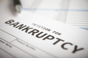 bankruptcy documents