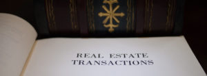 real estate legal transactions